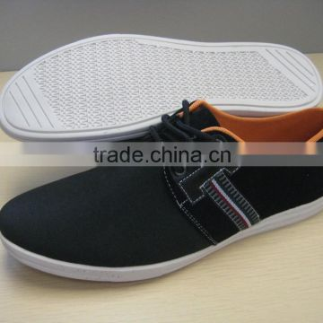 2015 mens shoes in PVC outsole lace up shoes. New arrives style.