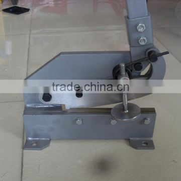 Hand metal shearing machine