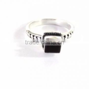 925 sterling silver gemstone single stone ring designs