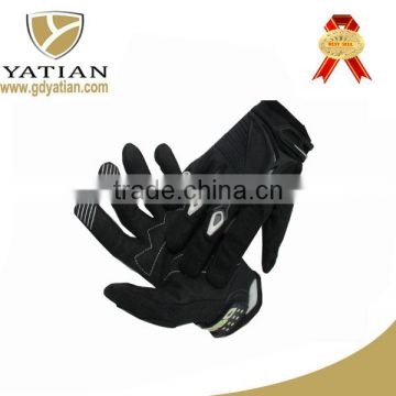 Protect Hands Full Finger Breathe bike riding gloves