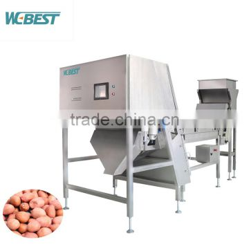 Outstanding Efficiency LED Peanut Color Sorter