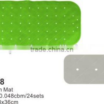 The Rectangular Shape Bathroom Mat/ Plastic Bathroom Floor MatTH558