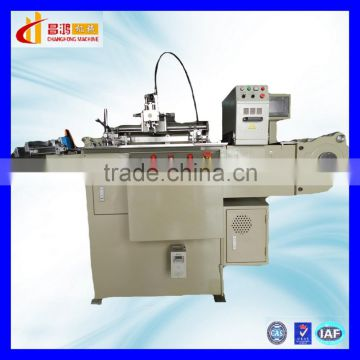 CH-320 New semi-auto reel type silk screen printing machine