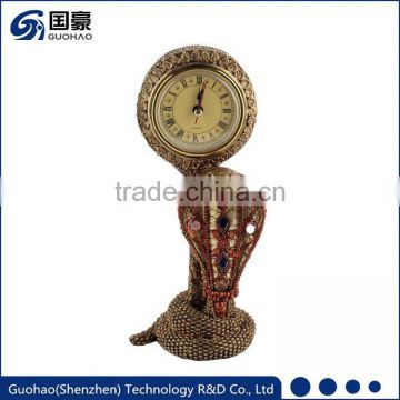 OEM hot sale Chinese supplier handmade table clocks