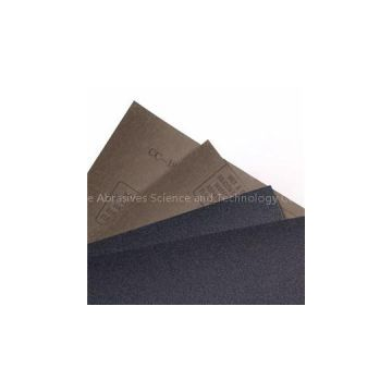 Sanding Paper Type Waterproof Sand Paper For Automotive Surface Conditioning