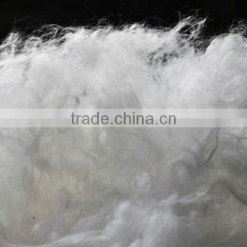 High quality 100% raw pattern flame retardant virgin spun polyester staple fiber 1.4D*38MM