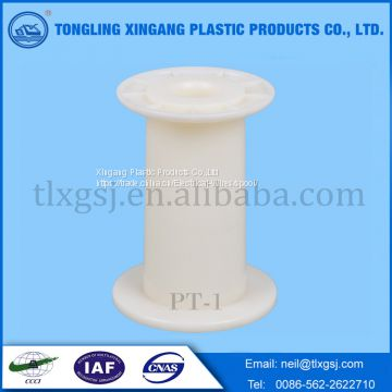 Plastic wire spool for enameled wire alloy wire stainless steel wire