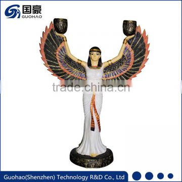 Figure isis for yoga decor statue figurines sculpture