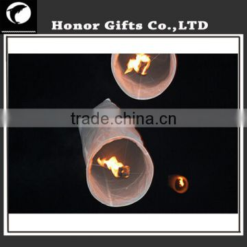 Eco-friendly Chinese Wish Paper Ball Luminary Sky Lantern