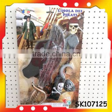 horror pirate sword toys pirate monocular for party