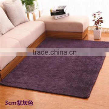 40x60CM Dining room Carpet Shaggy Soft Area Rug Bedroom Rectangle Floor Mats