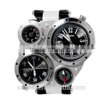 Hiking Camping Wrist Watch Compass