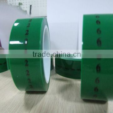 Made in China electrical material RH1515 # Green terminate tape