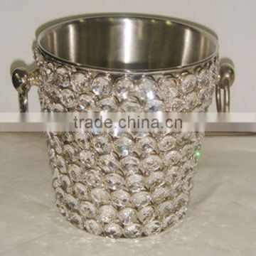 crystal beer buckets for sale