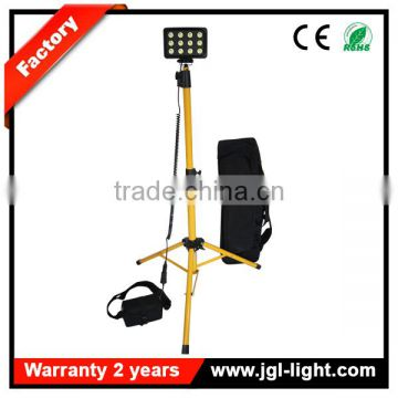 China Factory High Power LED Tripod Work Light Model RLS-836L folding led camping lantern