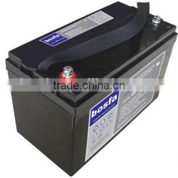 24v battery 100ah gel deep cycle battery for ups 100ah
