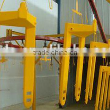 PU wheels heavy duty hydraulic pallet truck trolley