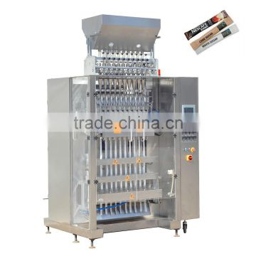 Automatic Multi-lane Sugar Stick Packaging Machine Coffee Powder Packing Machine