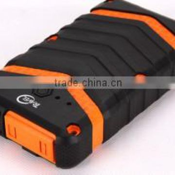 Super IP67 Fancy Waterproof Mobile Power Bank From Professional Power Supplier