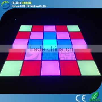 Colorful Dance Floor for wedding