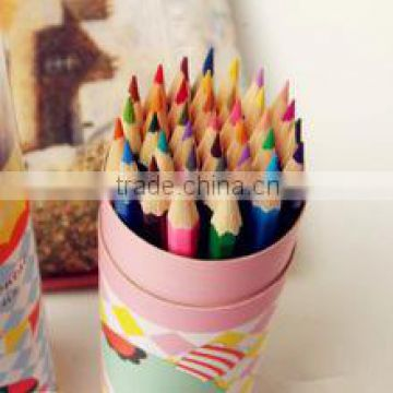 high quality and good price Wooden Color Pencils for drawing