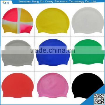 2017 hot sell Chinese design your own swim cap with custom printing free art work