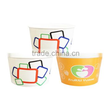 high quality ice cream cups with lids for sale