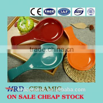 Stocked Colorful round Dish/food dish/soap dish