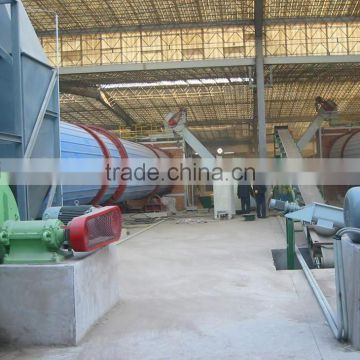 Rotary Apple Pomace Dryer, FREE Installation &Operation Training! Turnkey Service!