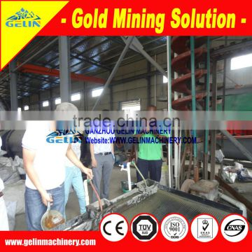 High quality mining equipment for gold project
