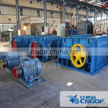 Hot Sale Henan Roller Crusher For Limestone Cement processing