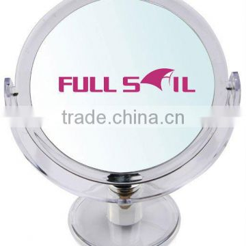 cosmetic plastic mirror