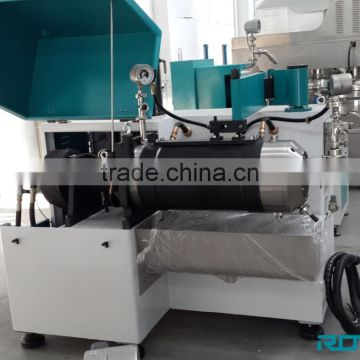 Horizontal bead mill price, oil based paint bead mill