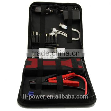 New design 12V car jump starter power bank designed for US/Sweden Market