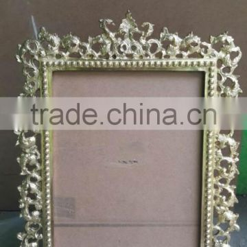 rectangle wall metal antique mirror