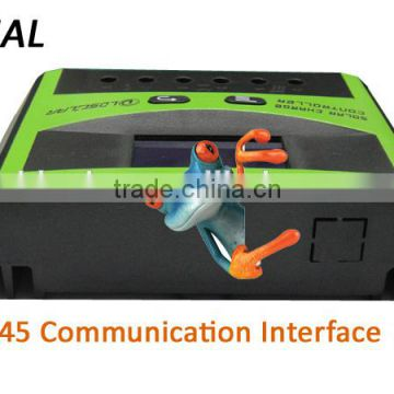 12v 24v 48v 30A 40A solar charge controller with factory price