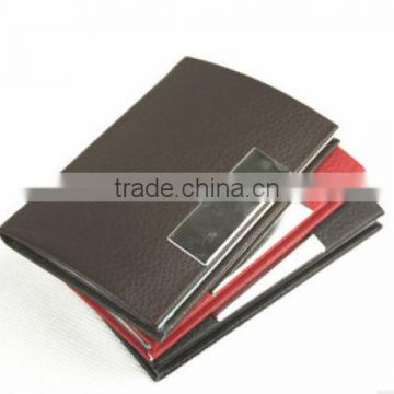 Fashion Nice PU Business Card holder