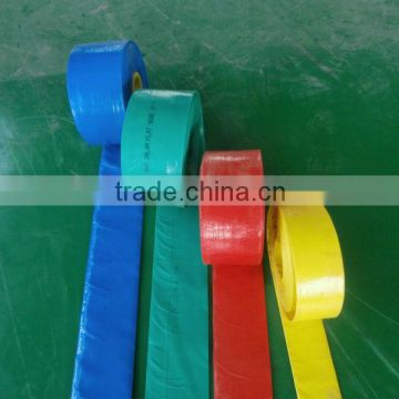 pvc lay flat pipe irrigation hose