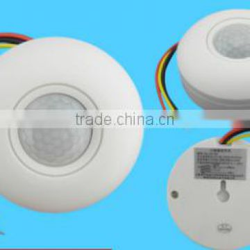 motion sensor for light/ alarm hotel corridor