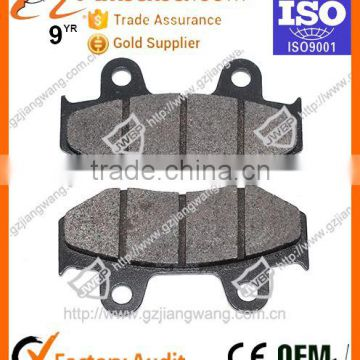 Different Models Motorcycle Disc China Brake Pad