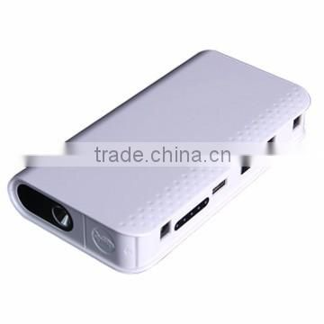 Lithium polymer 12000mAh power bank for smartphone and ipad