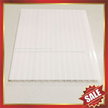 hollow roofing panel,pc twin wall panel,excellent construction cover!