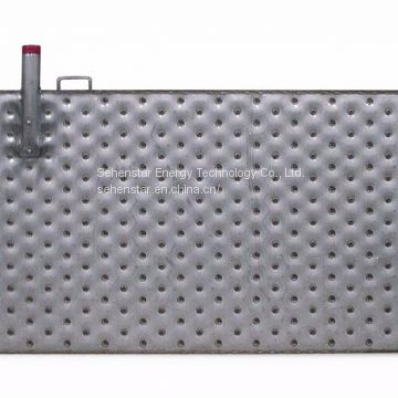 Embossed Design Stainless Heat Exchange Plate Thermo Plate
