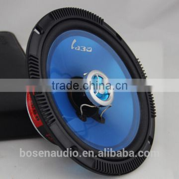6.5 inch Music coaxial car speaker with Selvage Diaphragm