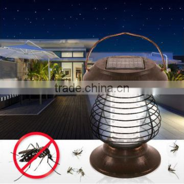 China manufacture outdoor solar mosquito killer electric