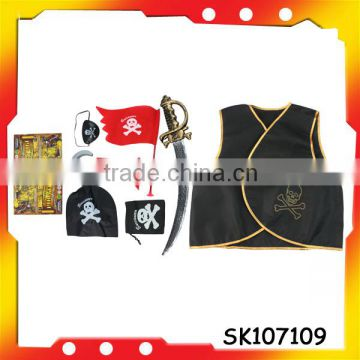 skeleton pirate hook pirate monocular for role