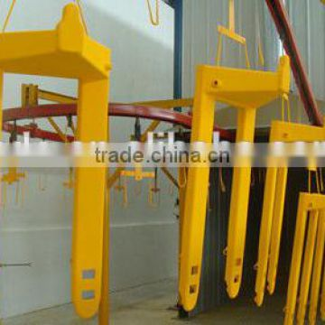 CE marked manual hand pallets truck with quick lift