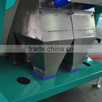 Cotton Seed Color Sorting Machine/Melon Seed Color Sorter in China
