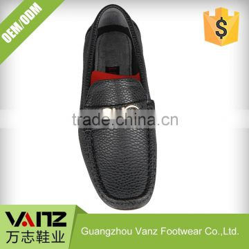 Customized OEM ODM High Standard Rubbing-free PU Leather Mens Loafers Casual Shoes
