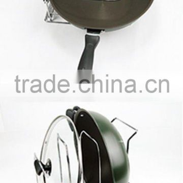 Lid holder,pan holder,detachable lid holder